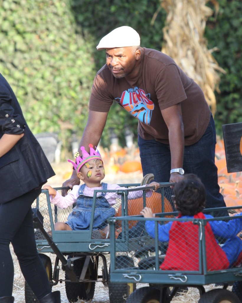 Holloween in Hollywood: David Alan Grier