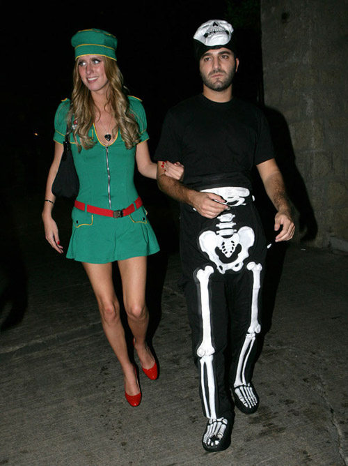 Celebrity Halloween Costumes: Nicky Hilton