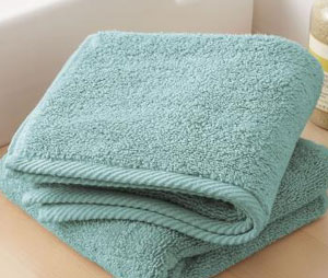 Brookstone Ringspun Microcotton Towels