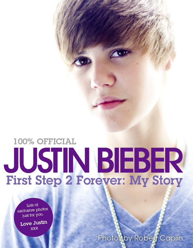 Bieber fever hits bookstores