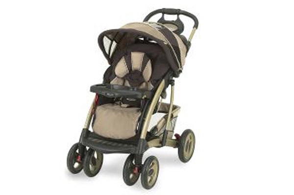 Graco recalls two million Quattro and MetroLite strollers due to a strangulation hazard