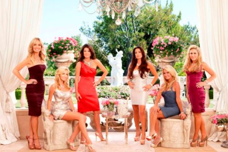 Beverly Hills Housewives drama!