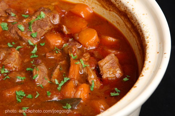Serve up a quick satisfying stew