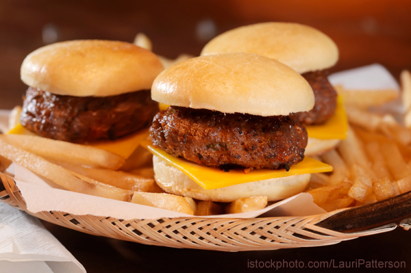 Tonight's Dinner: Hamburger Sliders