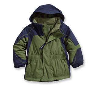Winter coats - LL Bean