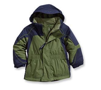 Winter coats - LL Bean