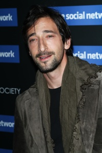 "Adrien Brody says ""Pay me!"""