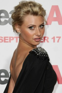 Aly Michalka exclusive chat