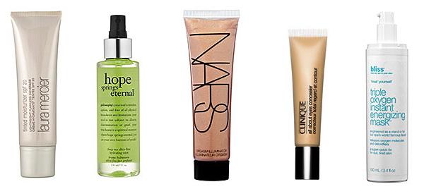 Anti-aging makeup
