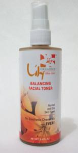 Lily Organics Balancing Facial Toner