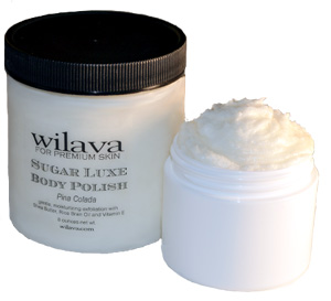 Wilava's Sugar Luxe Body Polish