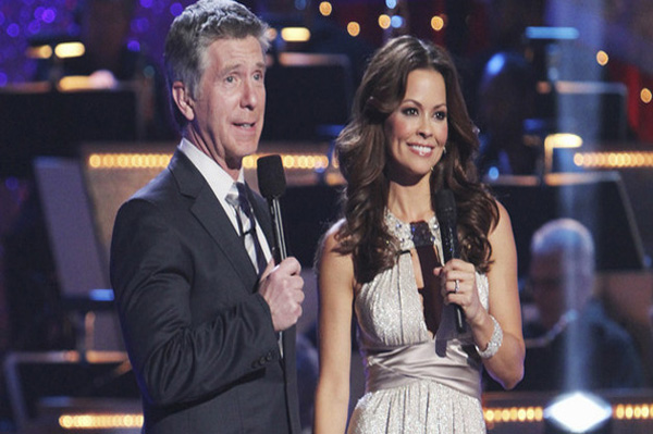Brooke Burke Dancing with the Stars