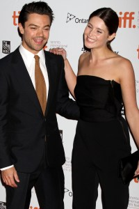 Dominic Cooper and Gemma Arterton