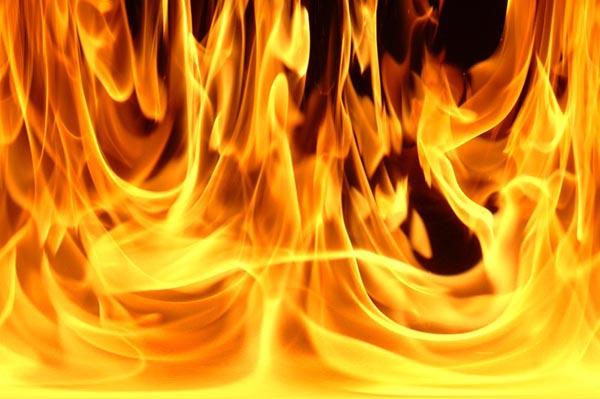 Fire Dept Lets Man's Home Burn