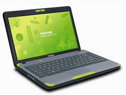 First Spark Toshiba Kids Laptop