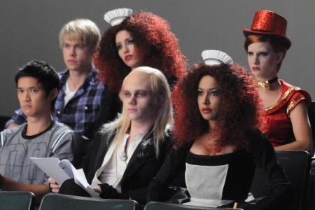 Glee does Rocky Horror