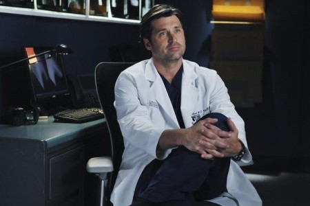 Patrick Dempsey in Grey's Anatomy