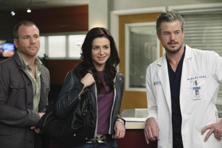 Shepherds reunite on Grey's Anatomy