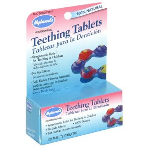 Hyland's Teething Tablets Recalled