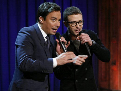 Jimmy Fallon Justin Timberlake History or Rap