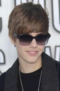 No punk'd: Bieber's serious