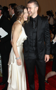 Justin Timberlake & Jessica Biel