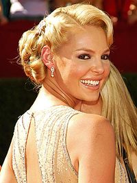 Katherine Heigl as Claire Randall