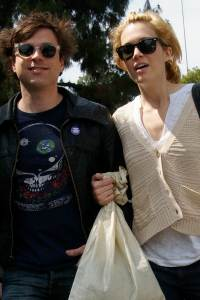 Ryan Adams and Mandy Moore