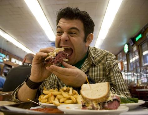Man v. Food with Alan Richman