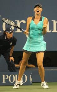 Maria Sharapova engaged!