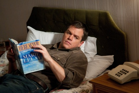 Matt Damon in Clint Eastwood's Hereafter