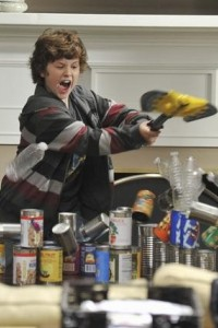 Nolan Gould in Modern Family