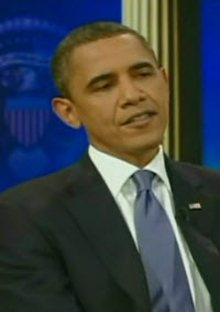 Obama on Jon Stewart