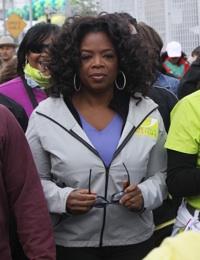 Oprah devastated