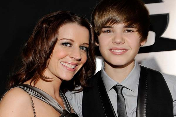 bieber mom playboy. Patricia Bieber -- mom of teen