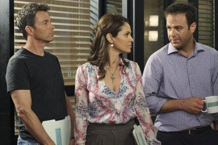 Private Practice stars Tim Daly and Amy Brenneman