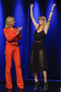 Gretchen wins Project Runway 8
