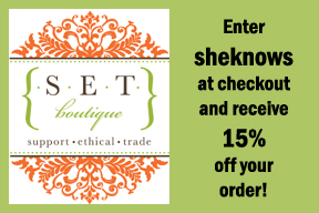 SET Botique SheKnows Discount