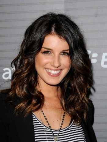 Short Dark Brown Ombre Hair Color