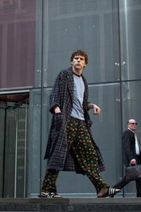 The Social Network star Jesse Eisenberg