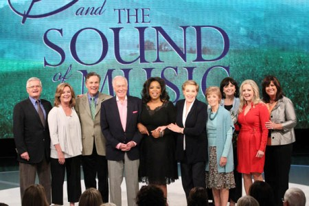 The Sound of Music cast visits Oprah