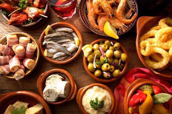 Spanish Tapas