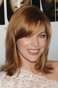 Milla Jovovich at the Stone premiere