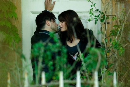 Dominic Cooper and Gemma Arterton in Tamara Drewe