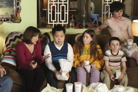 Patricia Heaton's The Middle clan