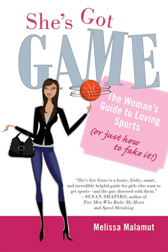 The woman's guide to loving sports