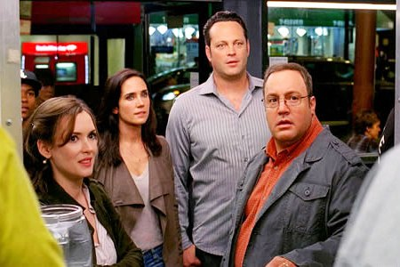 Vince Vaughn speaks out on The Dilemma