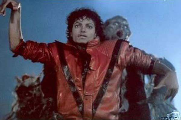 Thriller Video: Halloween classic!