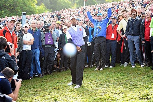 Tiger Woods Cigar Guy