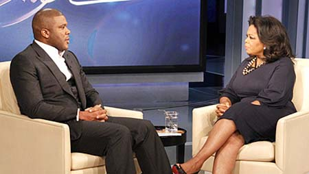 Tyler Perry on Oprah: I was severely abused